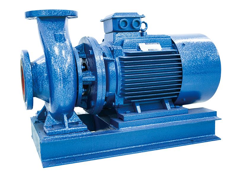 SB-Z型单级单吸高效直联高效节能泵