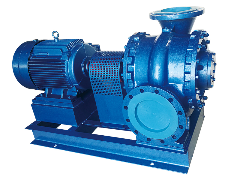 SB-X型单级双吸平进上出高效节能泵