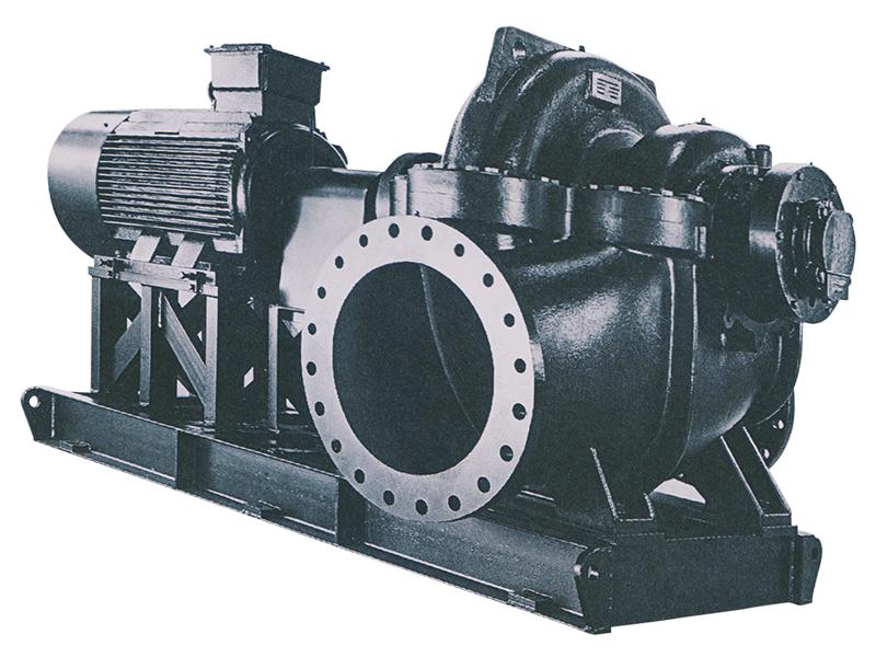 YLZK系列中开双吸泵