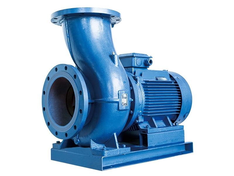 SBW单级单吸高效直联高效节能泵