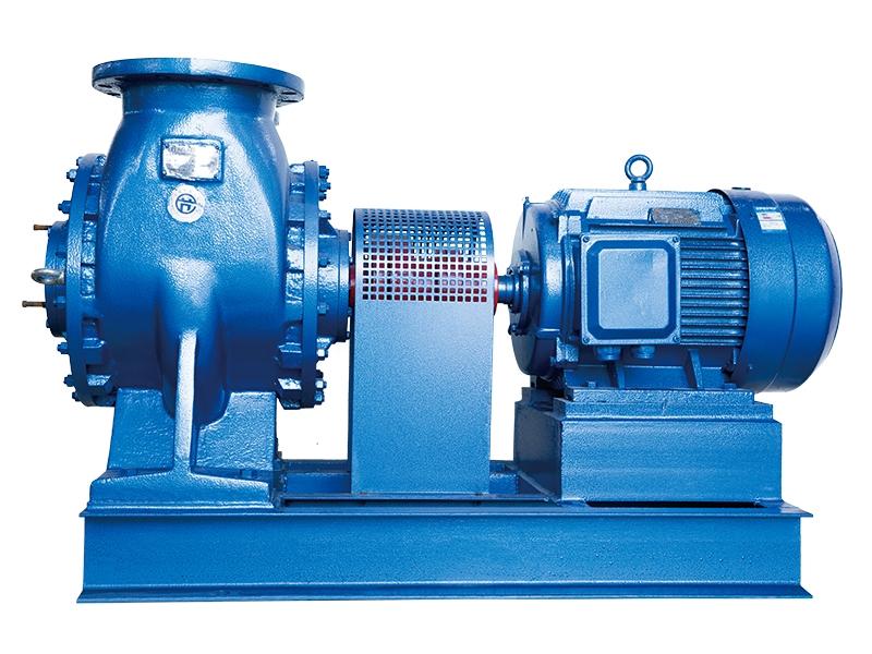 SB-X型单级双吸上进上出高效节能泵