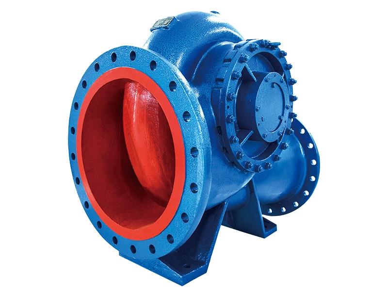SB-X型平进平出单级双吸高效节能泵