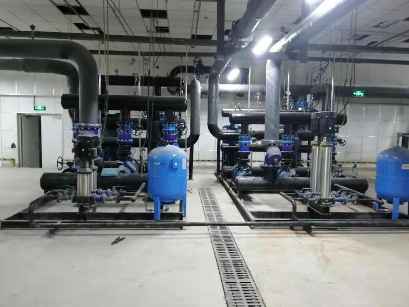 天津某泵房