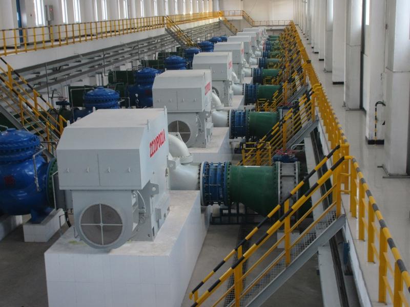陕西某化工厂